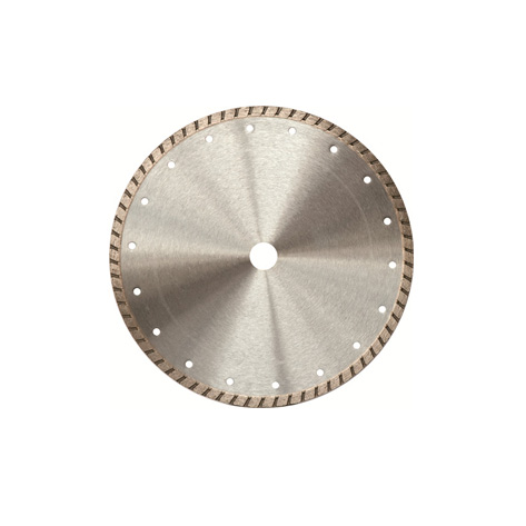 Wide Turbo Saw Blade